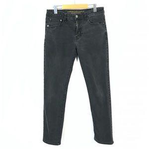 AE slim straight jeans jeans 32x31